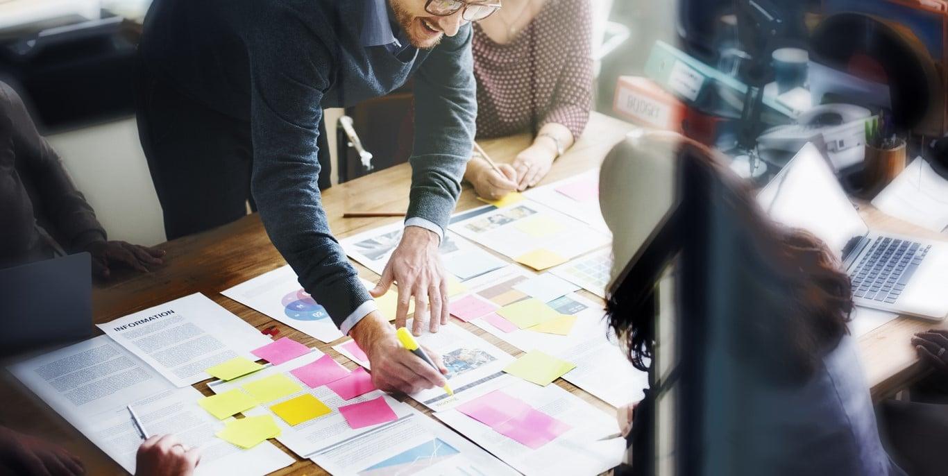 Assume ownership - stop forecasting start planning