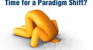 Paradigm Shift or Shifting Paradigm